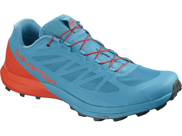 Salomon Sense Pro 3 - Zapatillas running Hombre - naranja/Turquesa